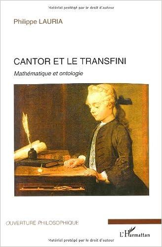 En ligne téléchargement Cantor et le transfini : Mathématique et ontologie pdf, epub