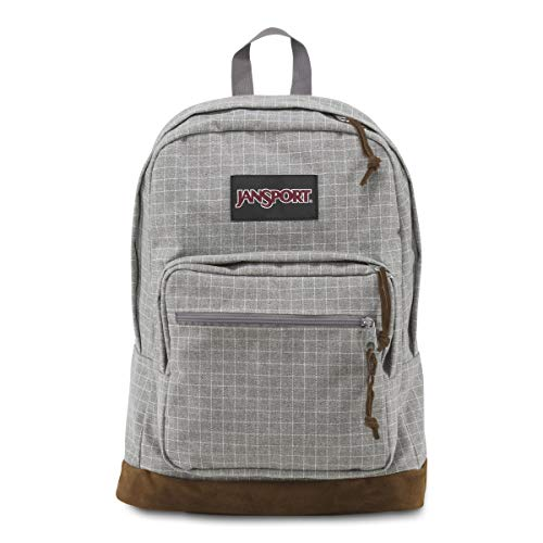 Jansport Right Pack Expressions Grey Squared TZR604M from JanSport