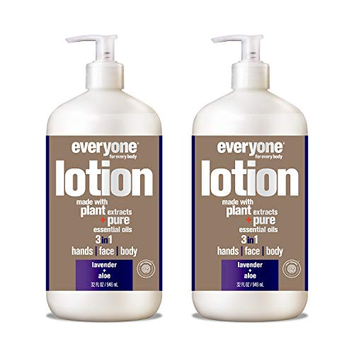 Everyone Lotion, Lavender and Aloe, 32 Fl Oz (Pack of 2) reviews