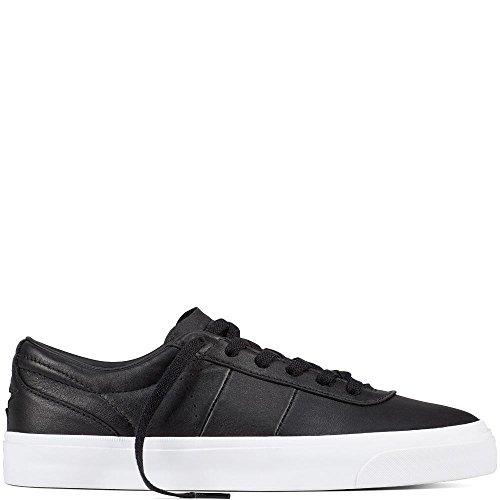 (Converse Unisex One Star CC Pro Ox Black/Black/White Skate Shoe 12 Men US)
