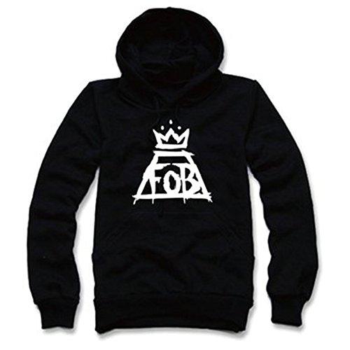 Fall Out Boy Logo Sweatshirts Hoodie T-shirt-03 Unisex Top