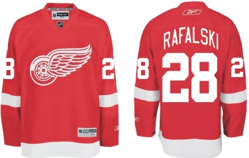 Detroit Red Wings Jersey- Pavel Datsyuk, Home, Small