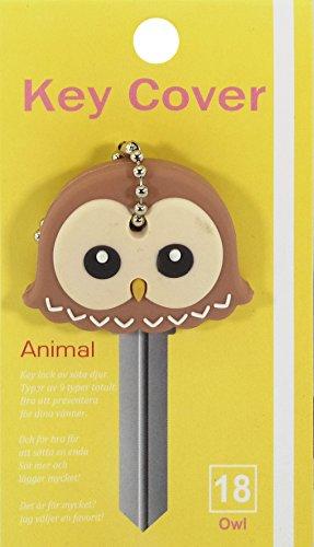 Key Cover / Key Caps / Key Holder / Keycaps - Cute Animal Pet Faces ()