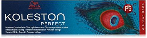 Wella Professionals Koleston Perfect Vibrant Reds Hair Color Color 66/55 (Permanent Creme Haircolor) 2 oz
