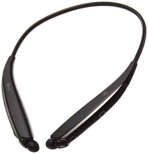 LG Tone Ultra HBS-820 Bluetooth Wireless Stereo Headset - Black