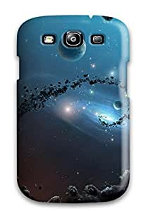 IeDVcim5608UxpQE Anti-scratch Case Cover Melissa Jean Carpenter Protective The Asteroid Belt Case For Galaxy S3