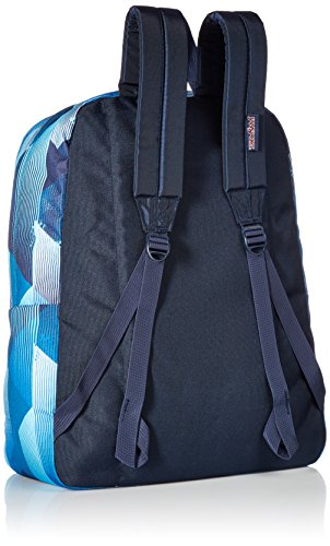JanSport Unisex SuperBreak Multi Fast Lines Backpack by JanSport (Image #2)
