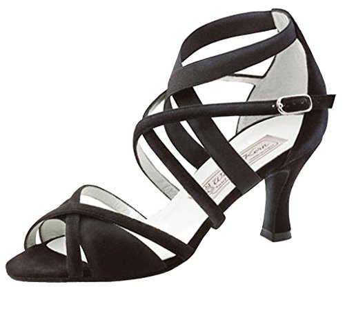 Black Kern Ballroom Elsa Shoe Ladies Werner 1RwX7