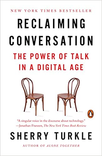 Amazon reclaiming conversation the power of talk in a amazon reclaiming conversation the power of talk in a digital age ebook sherry turkle kindle store fandeluxe Choice Image