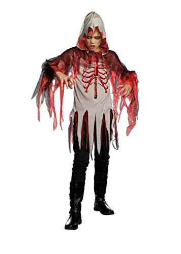 Mischief & Mayhem Boys Ghouls of Summer Costume, One Color, Small, One Color, Small
