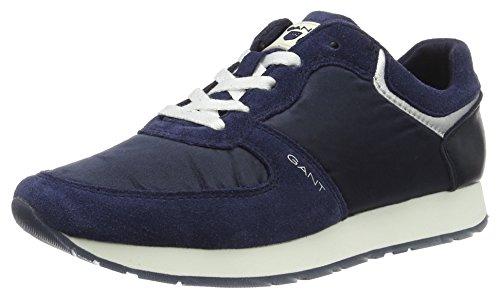 Gant Linda - Zapatillas Mujer Azul Marino