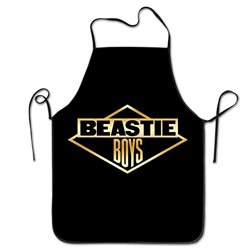 [Beastie Boys Band Gold Logo Kitchen BBQ Apron] (Toddler Gardener Costume)