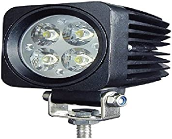 for multipurpose vehicles, security, lighting, and other uses AS Vision ORADR4 66mm 10 Watt 4 Cree LED Round Bar