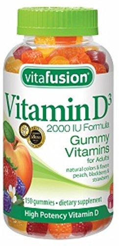 vitamin d3 2000 iu gummy
