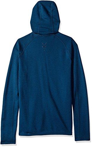 Ibex outdoor Clothing Merino Wool Shak Hoodoo Hoody, Tundra, Medium by Ibex (Image #2)