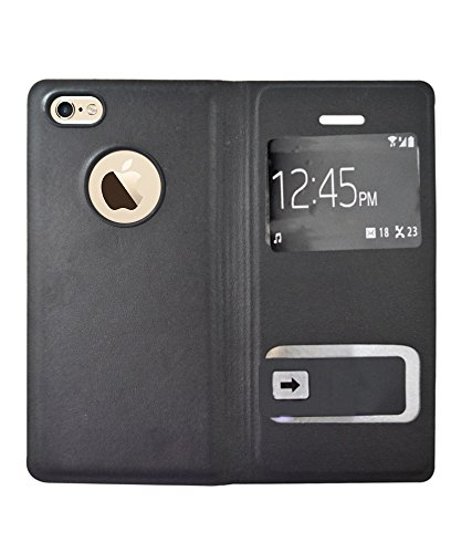 innovative design b3ce0 f0d4f COVERNEW Flip Cover for Apple iPhone 4s - Black