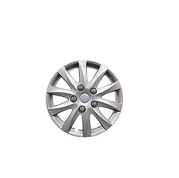 Hyundai i10 Pheonix - Elegante juego de 4 tapacubos de 14 pulgadas: Amazon.es: Coche y moto