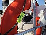 acr OLAS Mob Tracker w/LED & Strobe, Green, Standard