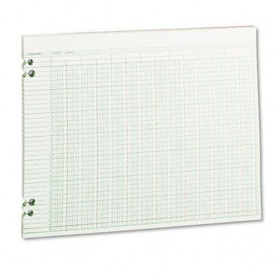 Wljg3024Us Sheet 24Col Dblpg 11X14Gn by ACCO Brands