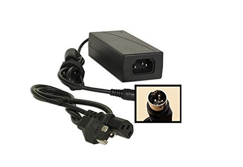 Globalsaving AC Adapter for EPSON EU-T400 M-T500II Kiosk printer Machine 24V power supply ac adapter cord charger