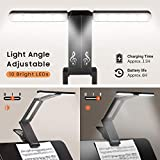 CAHAYA Music Stand Light Clip on LED Rechargeable