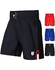 Mytra Fusion Satin Boxing Shorts, MMA Shorts, Combat Shorts, Ring Shorts, Training Shorts