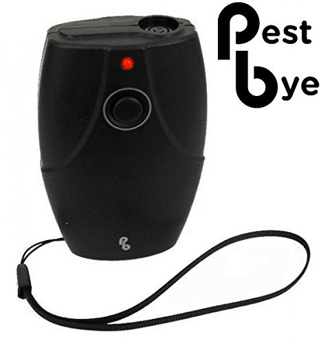 Advanced Portable Sonic Dog Repeller by Pestbye