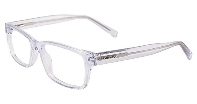9a704233dd4 Amazon.com: CONVERSE Eyeglasses Q046 UF Crystal Uf: Clothing
