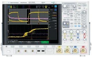 Agilent Technologies Dsox4154a Digital Storage Oscilloscope, 4ch, 1.5ghz, 5gsps
