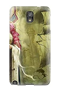 IRhZiPJ14049LBZQN CharlesRaymondBaylor Artistic Feeling Galaxy Note 3 On Your Style Birthday Gift Cover Case