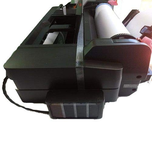 (HP Hp cq891c designjet t12024 inch Large-Format Printer Color Inkjet - roll, 9.6)