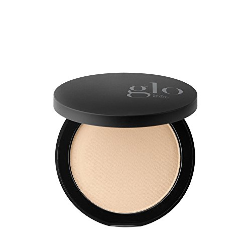 Glo Skin Beauty Pressed Base - Natural Fair | Mineral Pressed Powder Foundation | 24 Shades, Buildable Coverage, Matte Finish