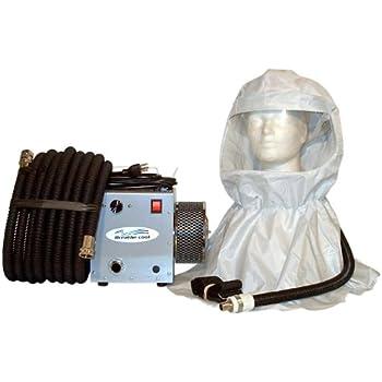 Breathecool Ii Supplied Fresh Air Respirator System W