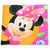 Minnie Mouse Lunch Napkins, 16ct