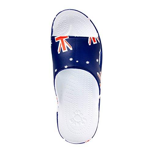 Dawgs Mens Glida Msl Sandal Australien