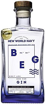 Gin Beg New World Navy 750ml