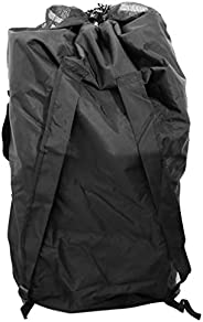 Lightweight Foldable Mesh Duffel Backpack Dive Bag w/Compact Pocket for Scuba & Snorke