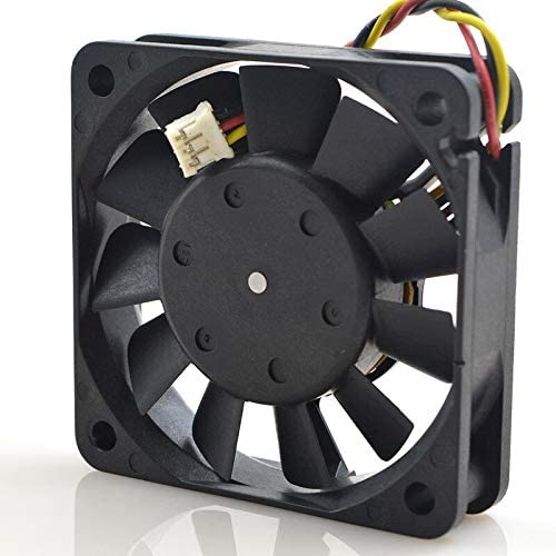 FOR Nidec 6CM 12V 0.13A R33960-57 Dual Ball Server Mute Chassis Cooling Fan