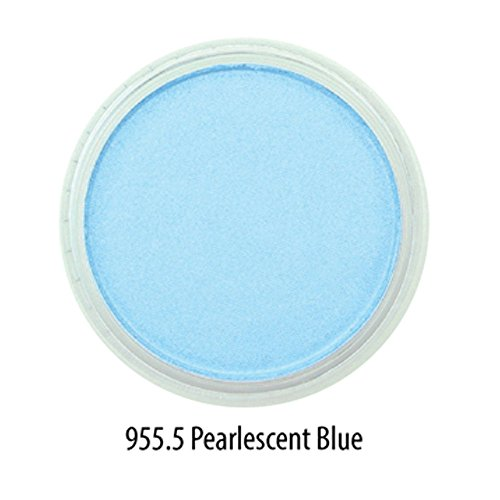 Colorfin PanPastel Pearlescent Artist Pastels, 9ml, Blue