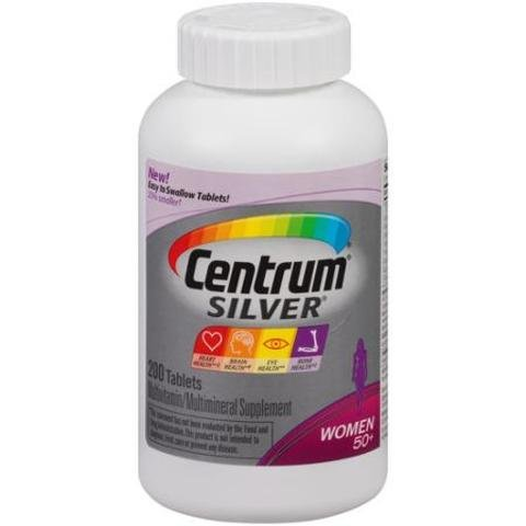 Centrum Silver Ultra for Women Multivitamin- 750 Tablets , Centrum-ilfj