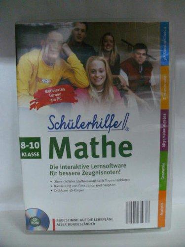 Schülerhilfe! Mathe Klasse 8-10