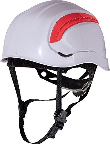 Delta Plus Venitex Granite Wind Mountaineering Helmet Hard Hat Working at Height (White)