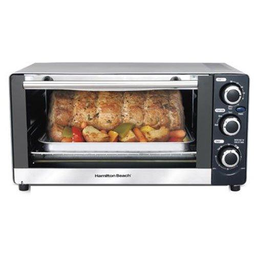 Hamilton Beach 31409 6-Slice Toaster Oven