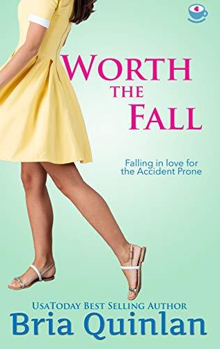 Worth the Fall (Brew Ha Ha #2) by [Quinlan, Bria, Quinn, Caitie]