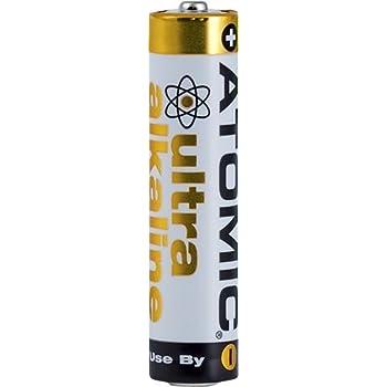 Amazon.com: 12 Pack AAA LR03 E92 AM4 MN2400 1.5V Alkaline