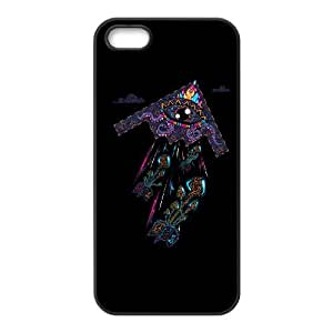 iPhone 4 4s Cell Phone Case Black Drop Acid Not Bombs Gyugv