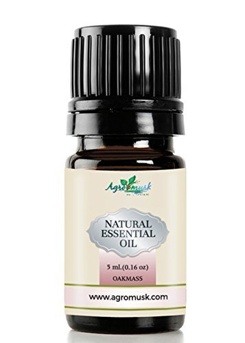 Oakmass Essential Oil Pure Therapeutic Grade 5ml By Agromusk