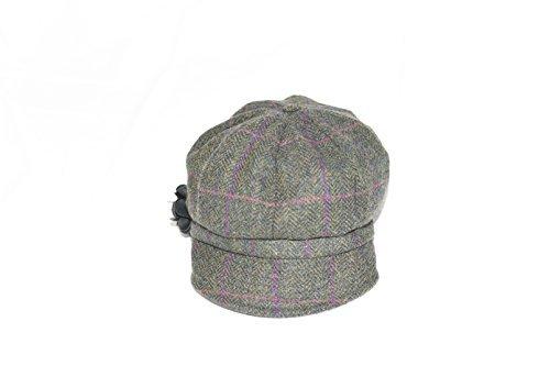 Women's Newsboy Cap 100% Wool Irish Made