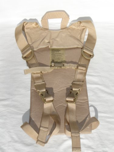 G.I. Military MOLLE II Hydration System Carrier Desert Tan