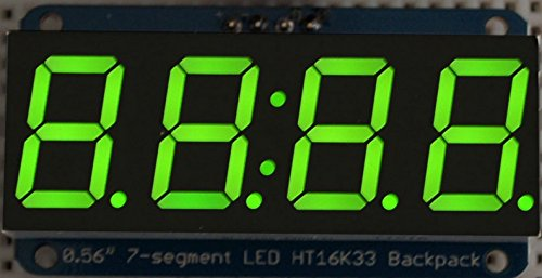 7 segment display arduino - 1